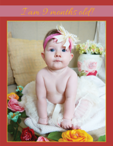 Alexandra 9 Month Announcement